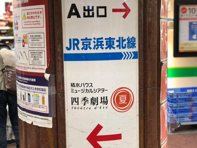 りんかい線大井町駅改札