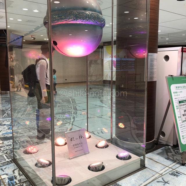 東京駅銀の鈴