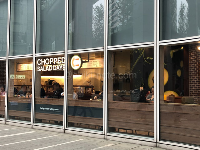 CHOPPED SALAD DAYS カレッタ汐留店