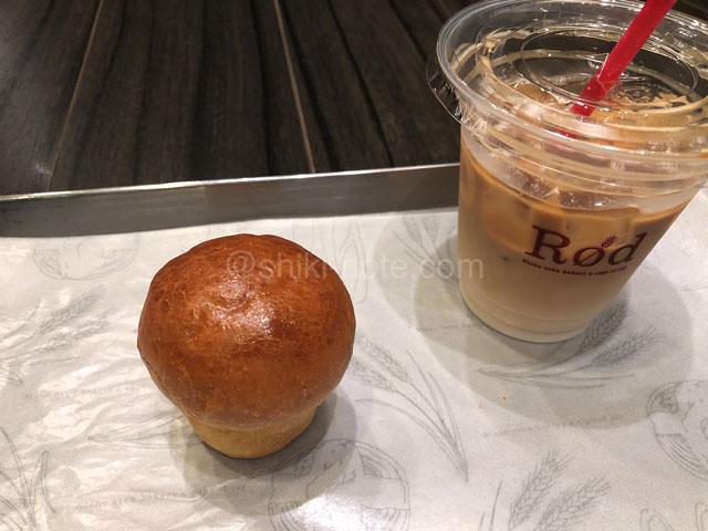 ROD東京店塩バターブリオッシュ
