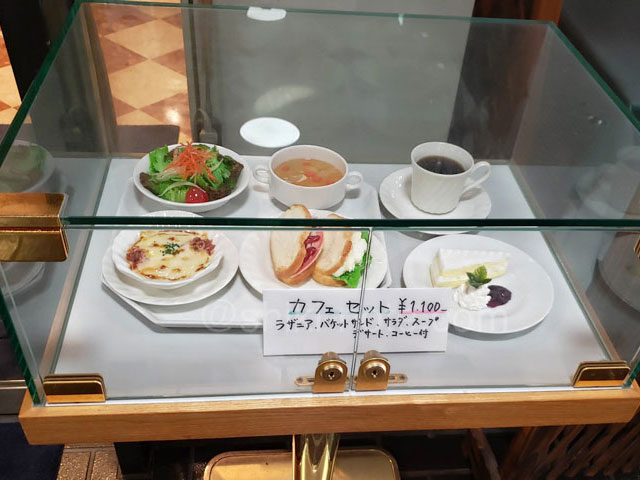 熊本県立劇場レストラン七彩